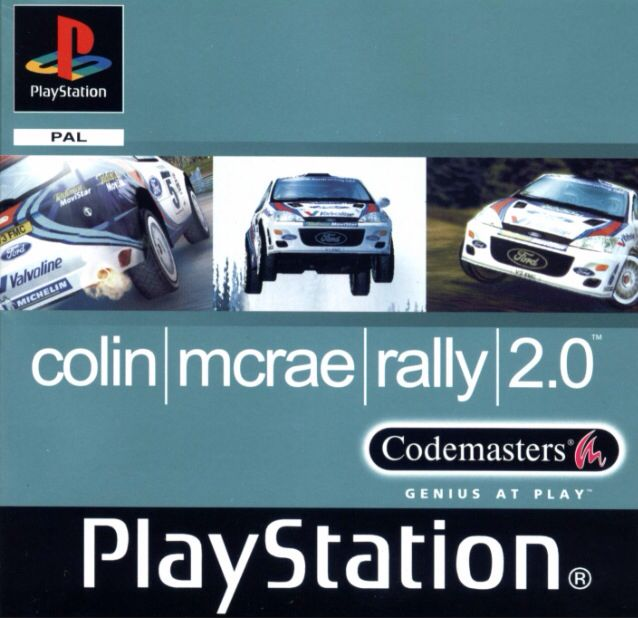 Colin McRae Rally 2.0 (PS1)