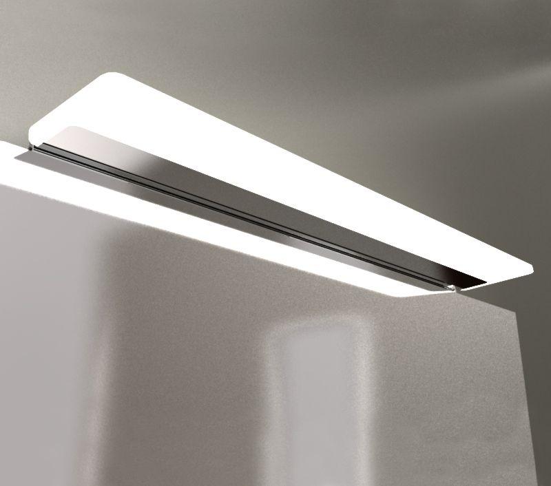 Lampada da bagno per specchio katerine s2 lampada led light bathroom design e led - Lampade per specchio bagno a led ...