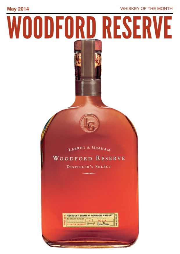 May 2014 Whiskey of the Month