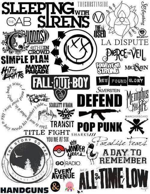 emptydedication: Music is life | Pop punk | Band, Emo bands