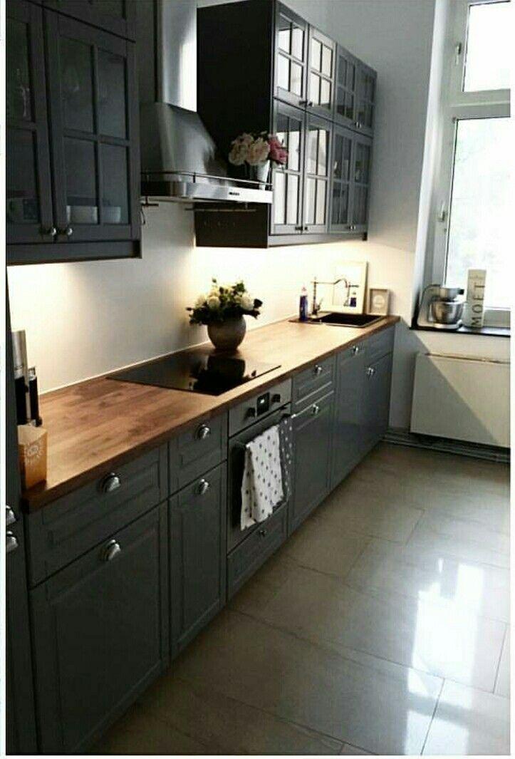 Wood Counter Dark Cabinet Rustic Kitchen Country Kitchen Decor Kitchen Design,How Much Wedding Gift Best Man