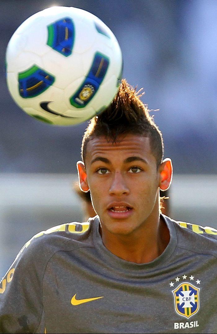 Neymar Mohawk Hairstyle My Hubby D Pinterest Hair Styles