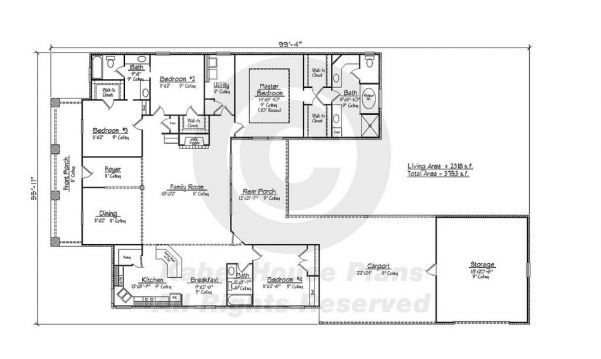 southern louisiana house plans - house-plans kabel house plans