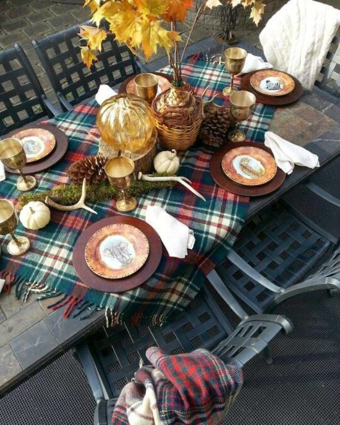 Thanksgiving Table Setting Ideas | Boho Chic Cafe | Pinterest | Thanksgiving table settings Thanksgiving table and Table settings & Thanksgiving Table Setting Ideas | Boho Chic Cafe | Pinterest ...