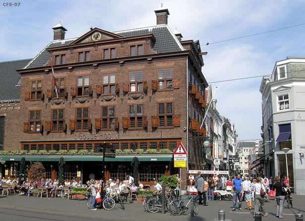 City Center The Hague Netherlands Netherlands Travel Netherlands
