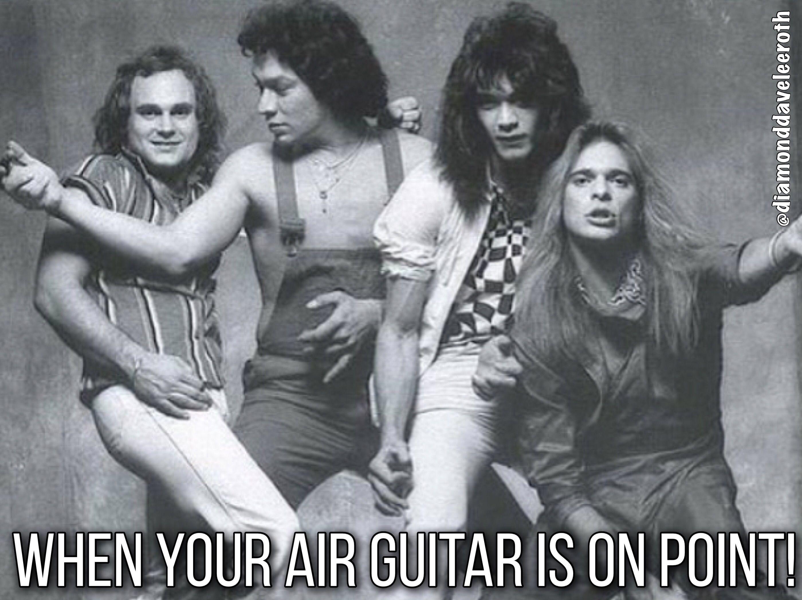 Van Halen Music Meme Van Halen Eddie Van Halen Mary Janes Last Dance