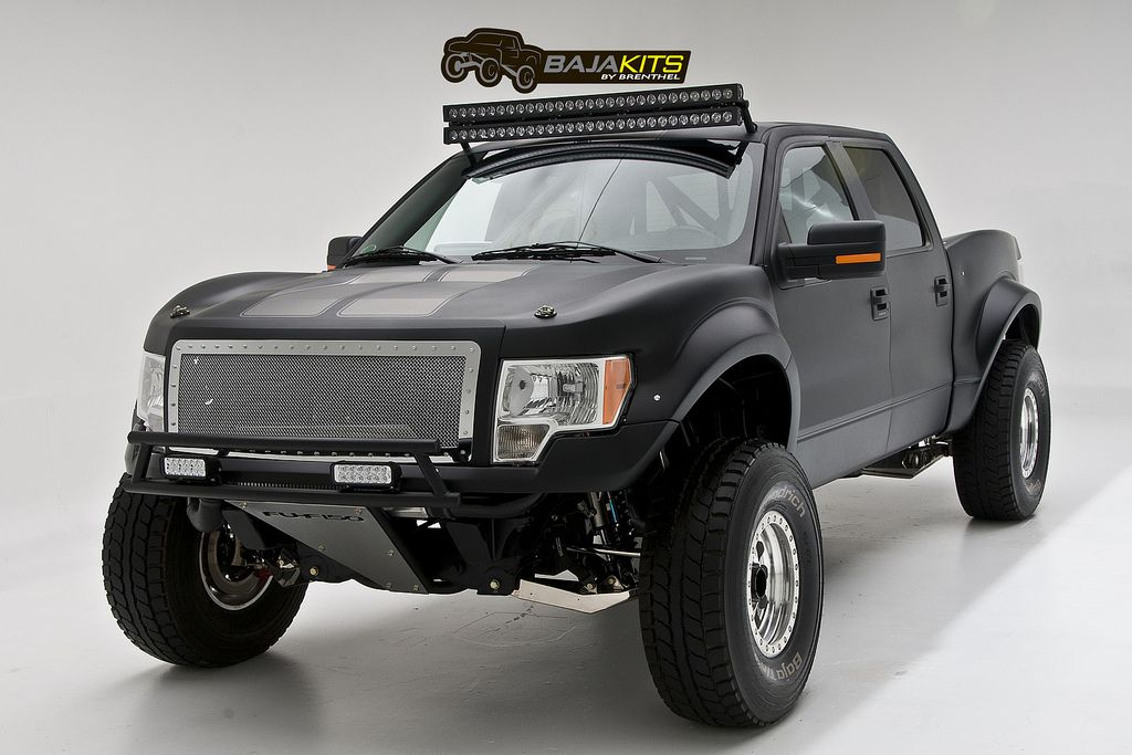 Our #Ford #F150 Long Travel Race Kit w/ full back half and 4
