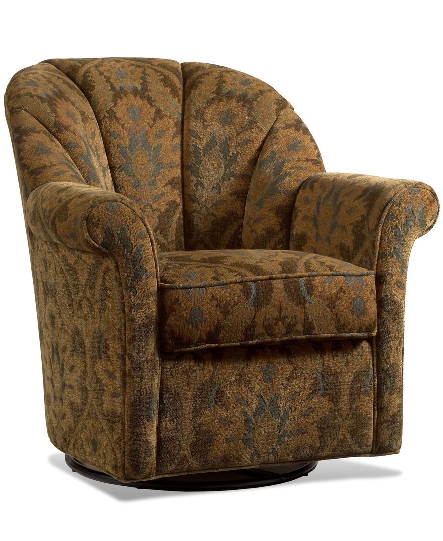 Whistle Patina Living Room Chair Swivel Glide Living Room