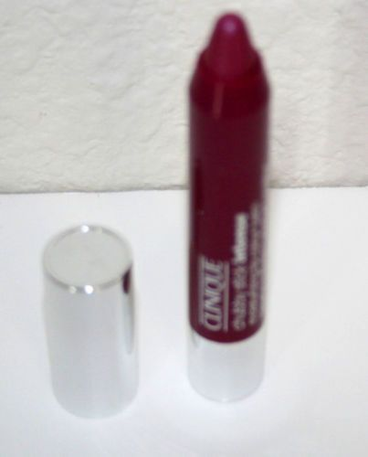 Clinique Chubby Stick Intense Roundest Raspberry 09 Moisturizing Lip Stick 1 Oz | eBay
