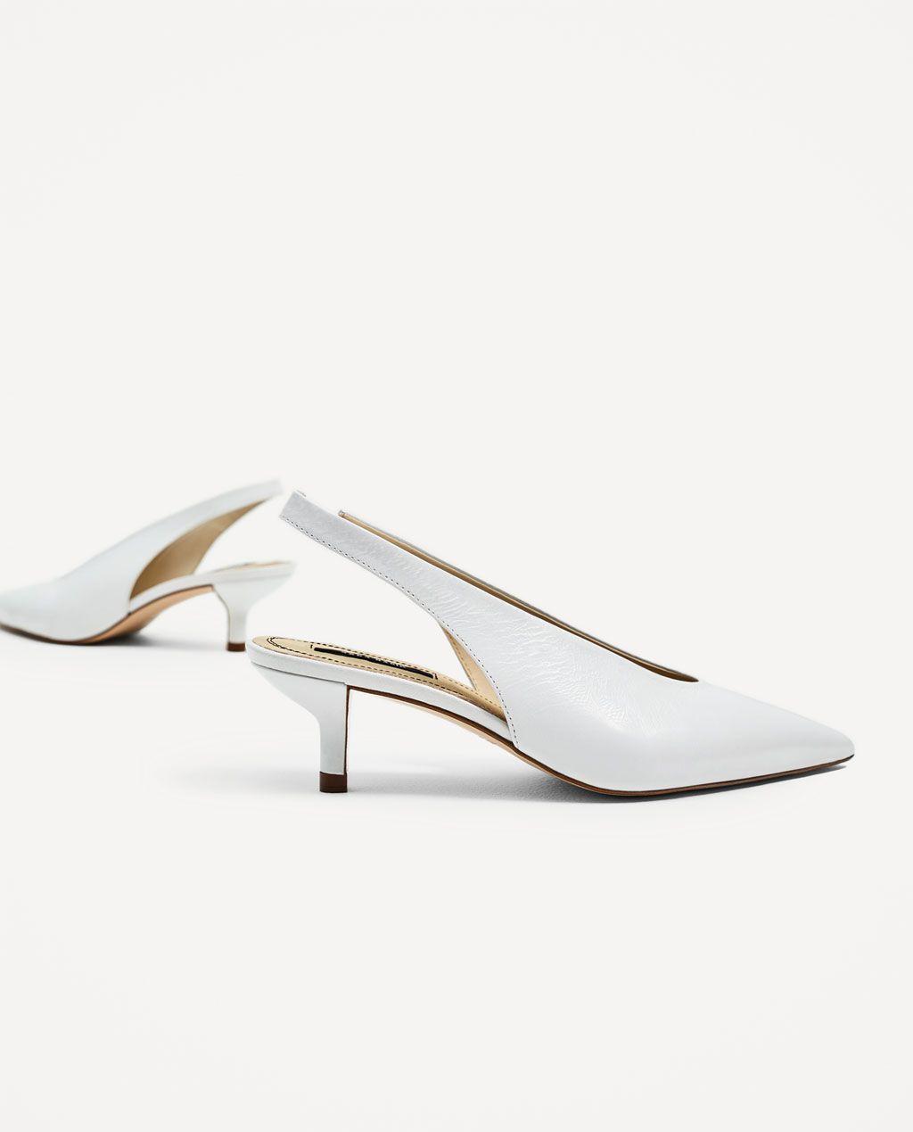 aa3feee8 SALÓN PIEL DESTALONADO   Calzado mujer   Zapatos, Zapatos mujer y ...