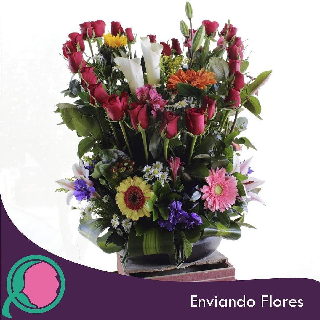 Es hora de regalar a esa persona que tanto amas un lindo detalle. #EnviandoFlores #RegalaUnaSonrisa #RegalaFlores #Flores #ArreglosFlorales #CanastasFlorales #CentrosDeMesa #Detalles #Aniversarios