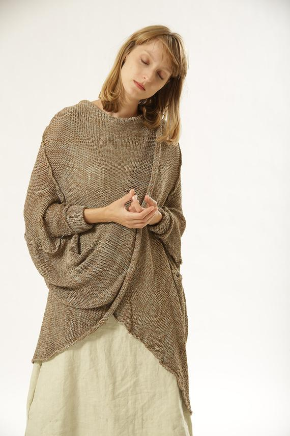 9234ad0de Chunky oversize sweater
