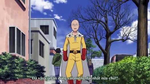 One Punch Man - … | One Punch Man - Episode 14 (End SeaSon 1