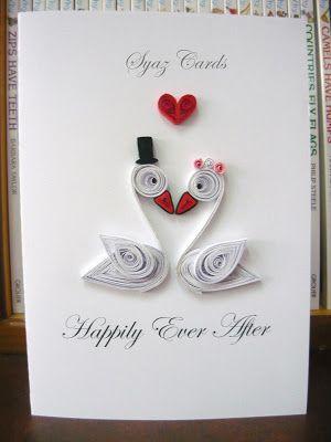 Syaz Cards: Lovey-dovey