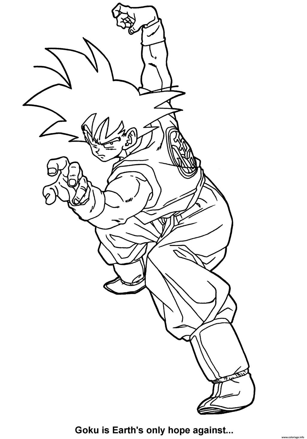 Spectacular Coloriage Dragon Ball Z Sangoku Coloriage Dragon Coloriage Dragon Ball Coloriage Dragon Ball Z