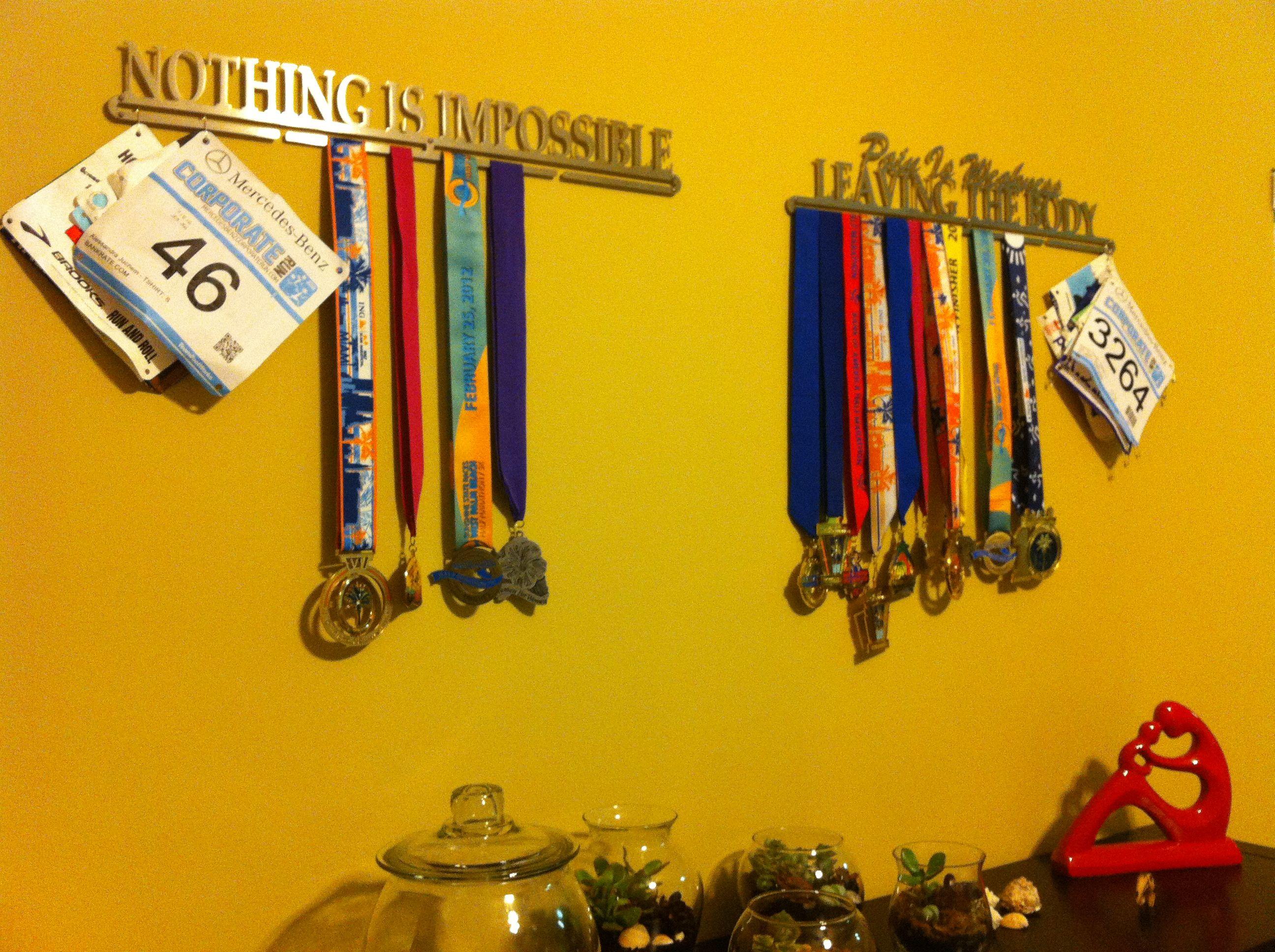 Wall of Fame   Marathon Training   Pinterest   Running, Marathons ...