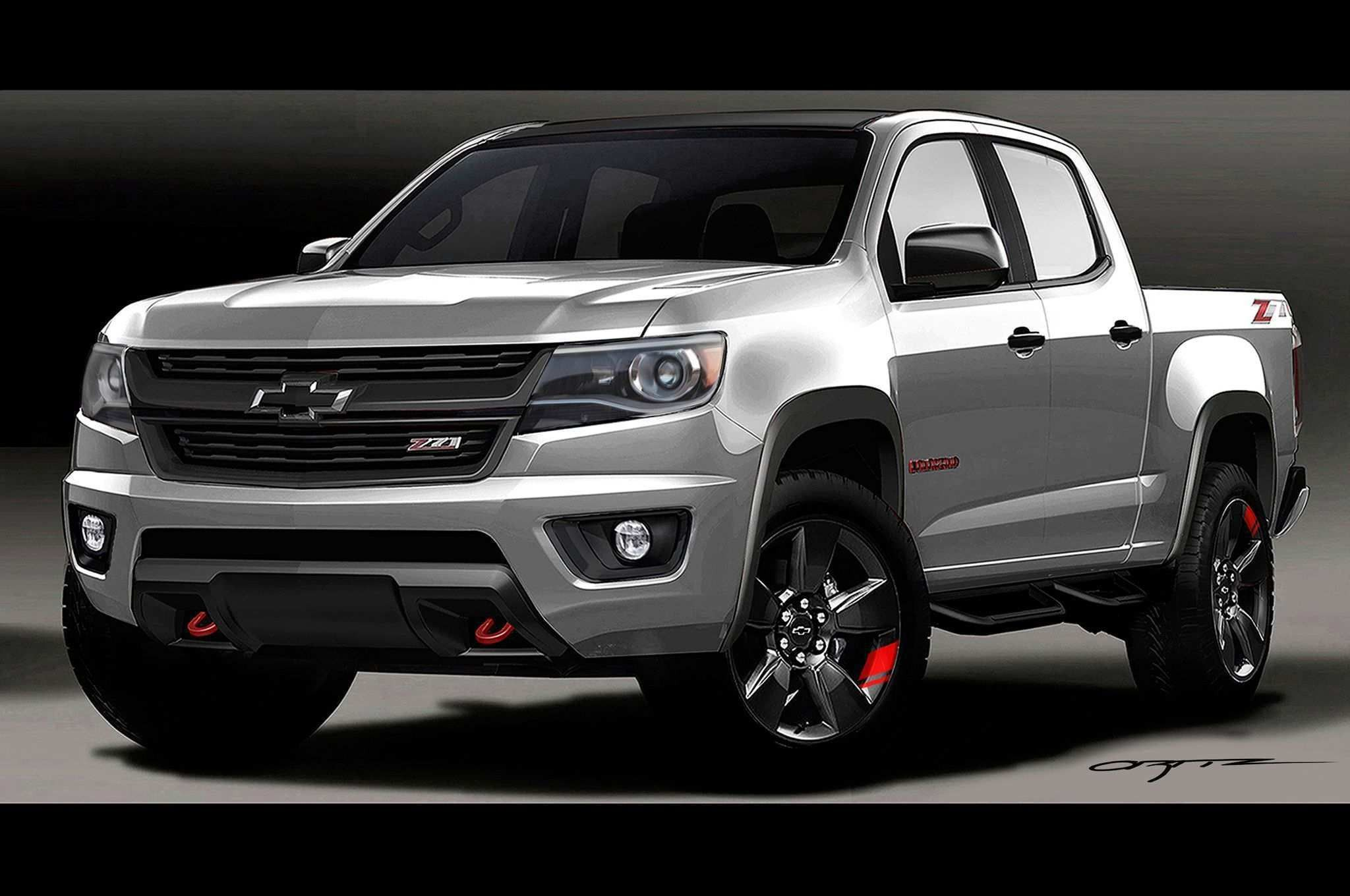 2020 Chevrolet Colorado Release Date Engine Check more at