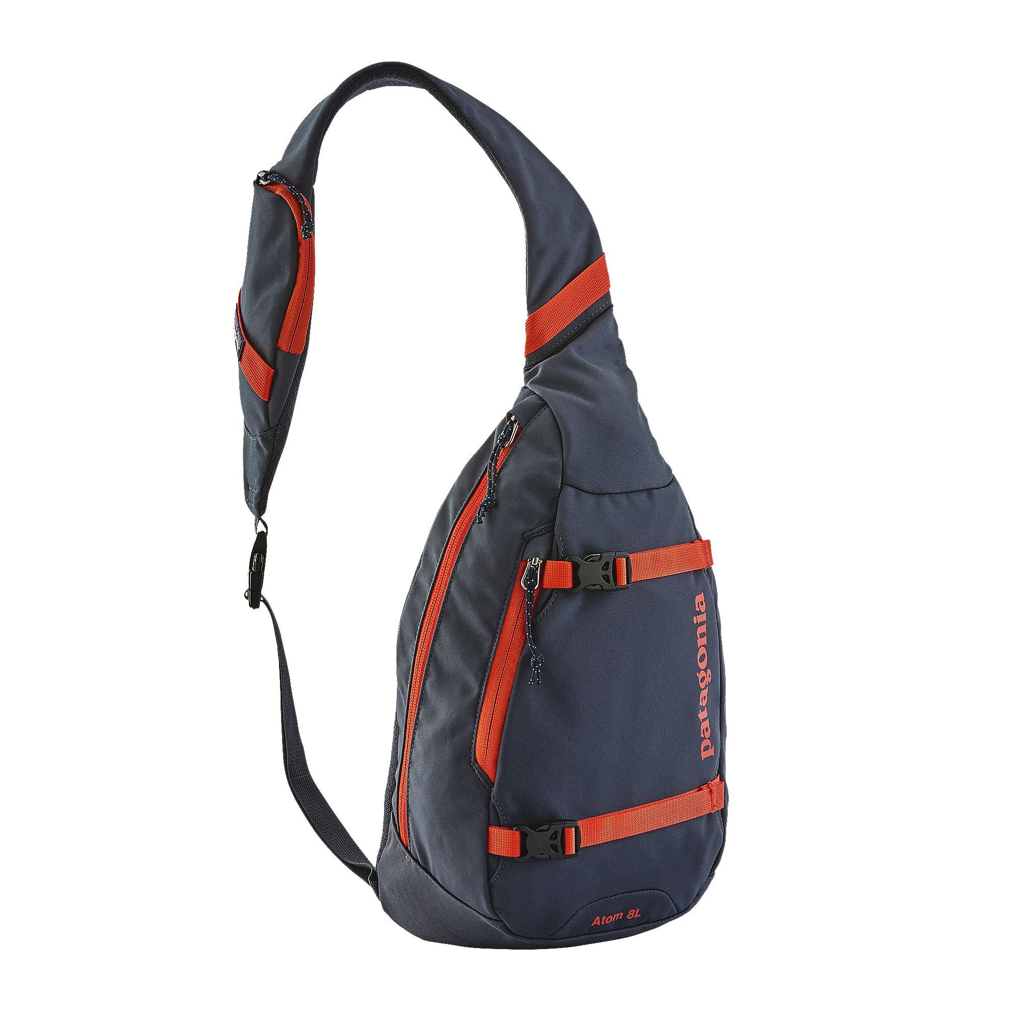 DETAILS Teardrop shape provides backpack support with the easy access of a  single-strap design For biking and hiking dc93992658b9c