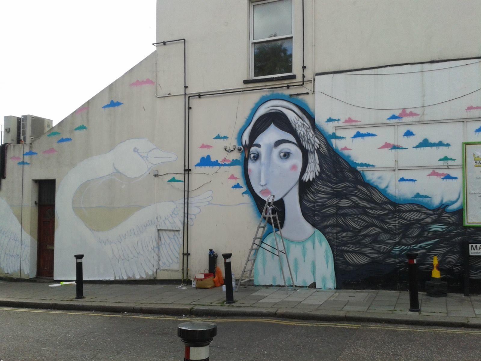Crofton Park **Street Art**
