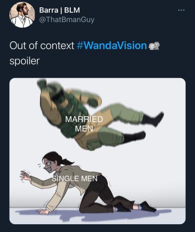 Wandavision Tumblr In 2021 Marvel Funny Avengers Funny Marvel Movies