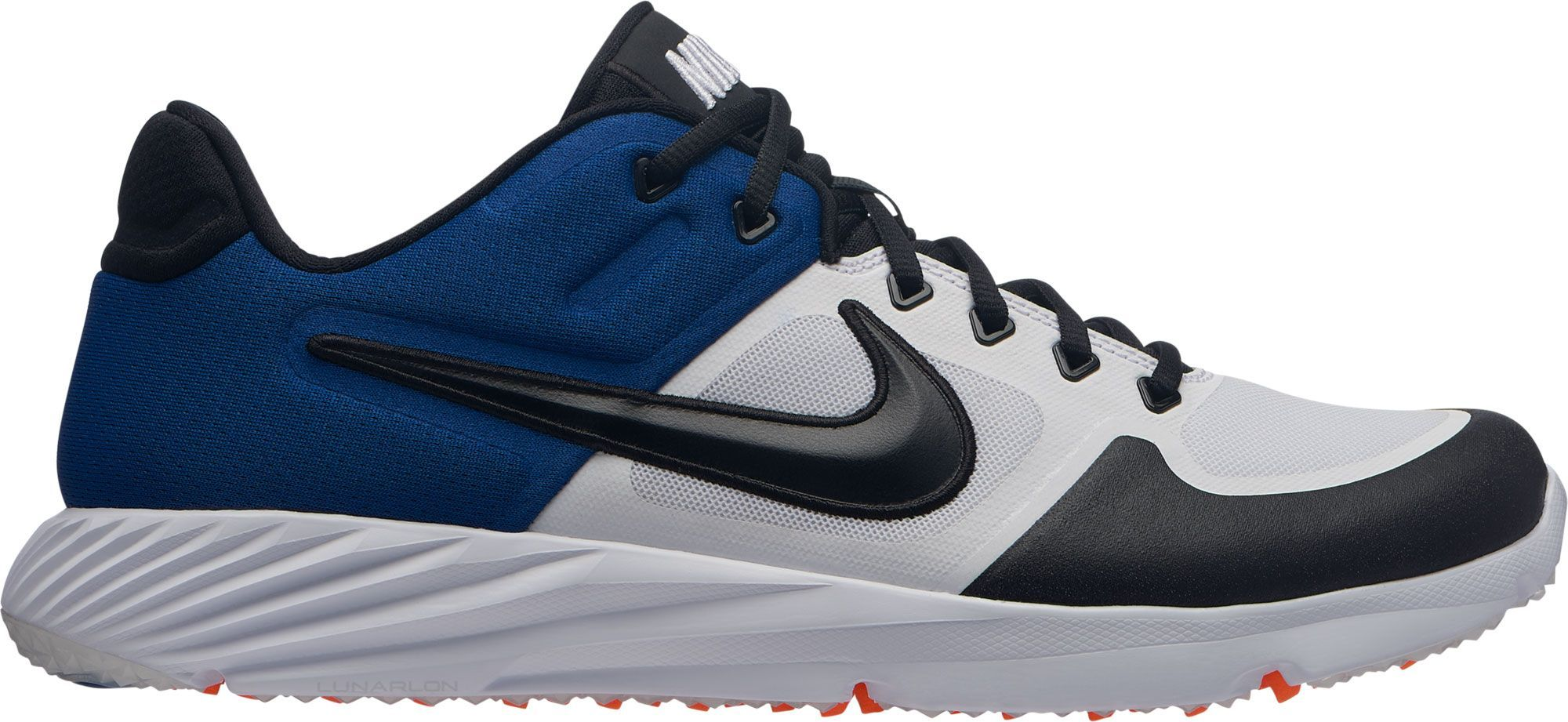 e6ea6d7cac97 Nike Men's Alpha Huarache Elite 2 Turf Baseball Cleats, Size: M13/W14.5,  White