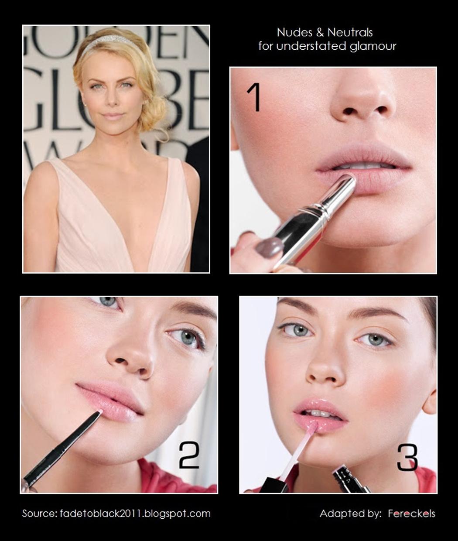Photo of Makeup Ideas: Beauty Ideas: Lipstick: Nudes and Neutral Lipstick Tutorial