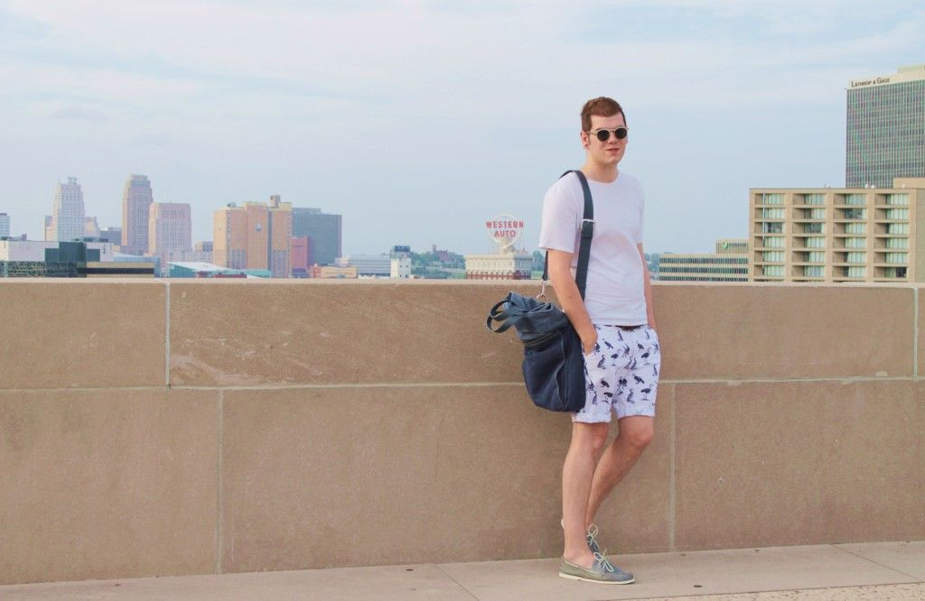 Kansas City Outfit with MarcbyMaryJacobs