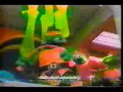 80's Teenage Mutant Ninja Turtles Toy Commercial