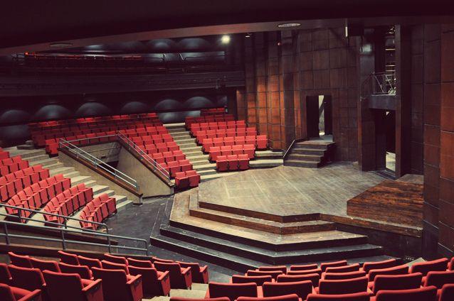 Career 2 Auditorium Design Theatre Architecture Theatre Design