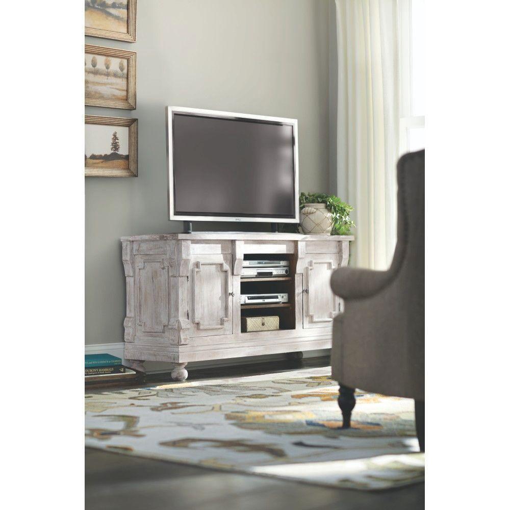 Master bedroom entertainment centers  Parker Chalk blast Storage Entertainment Center  Tv stands Brown
