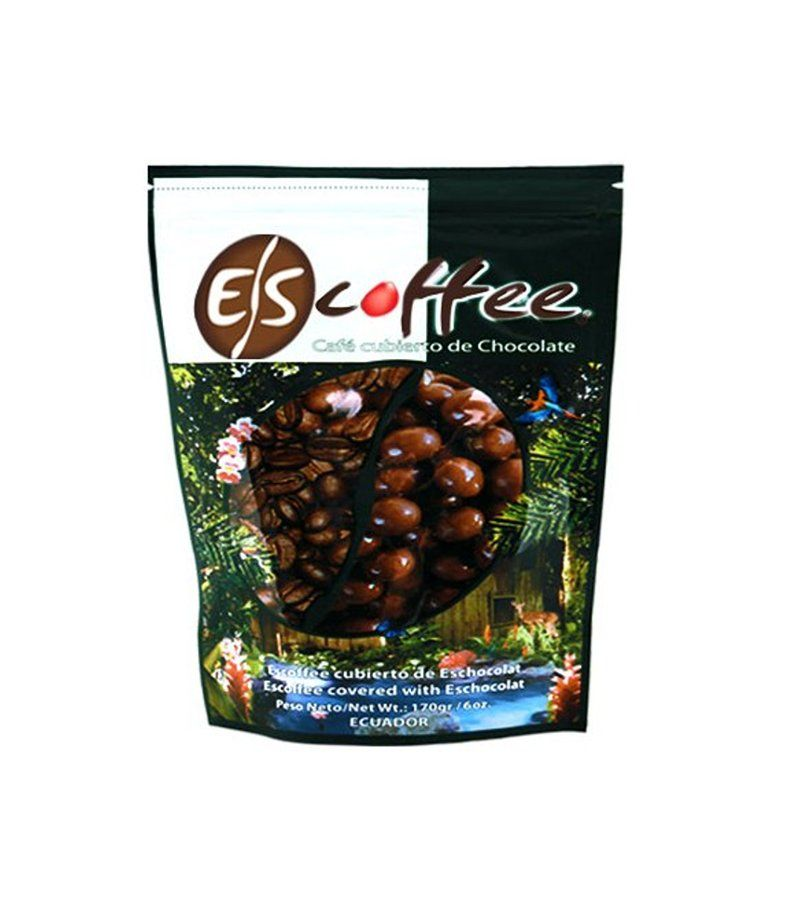 The VERY best chocolate covered coffee beans ever. Both