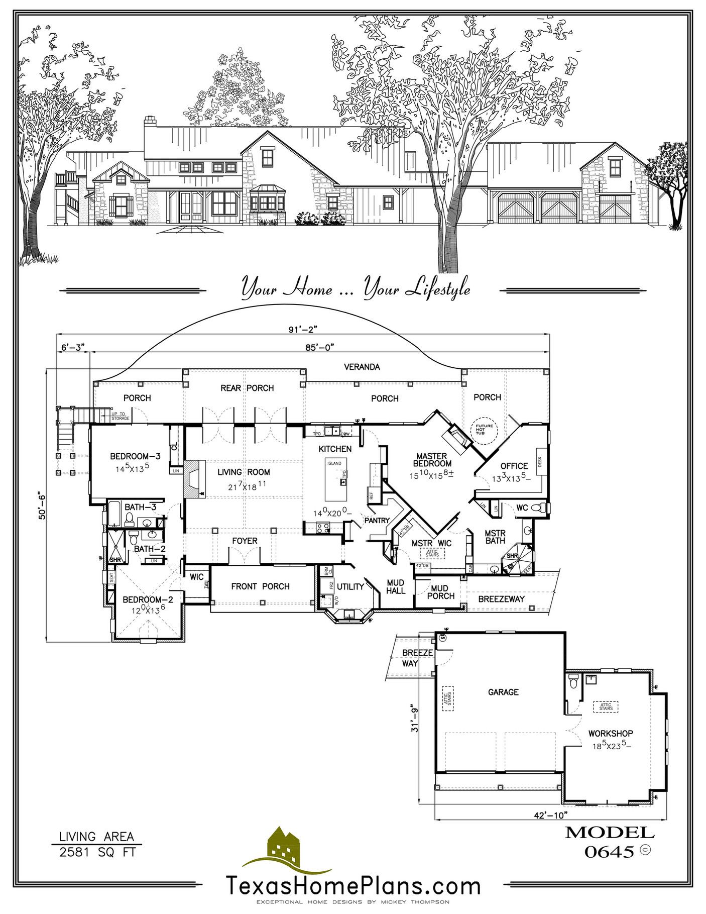 Texas Home Plans Texas German Homes Page 24 25 Texas Hill Country House Plans Ranch Style Floor Plans Texas House Plans