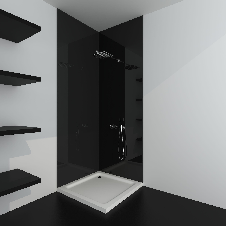 de aquawall acryl is de wandbekleding voor de stijlvolle badkamer