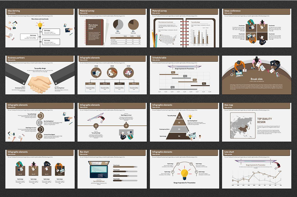 Ideas Conference Powerpoint Design Powerpoint Presentation Powerpoint Presentation Templates