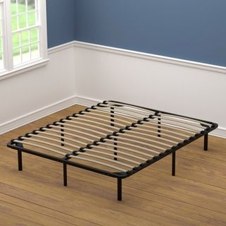 Handy Living Queen Size Wood Slat Bed Frame by Handy Living Wood