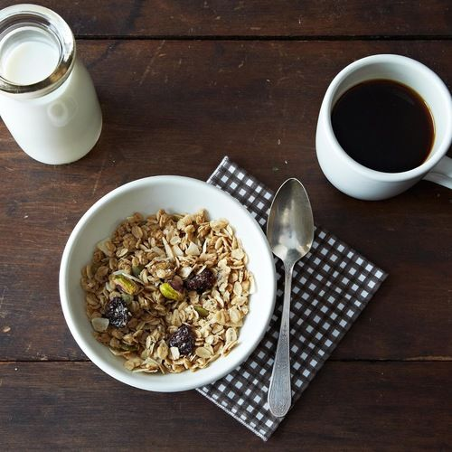 The PJs All Day Morning Breakfast Bundle, including a Granola Sampler. Click to read the entire & Be Well Holiday Gift Guide: For Those With An Artisanal Palate. @food52