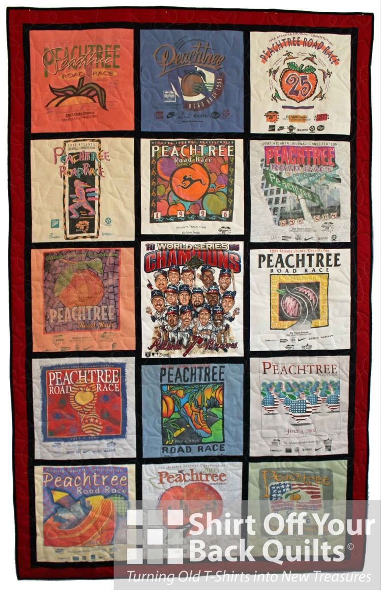Pin On Running T Shirt Quilts
