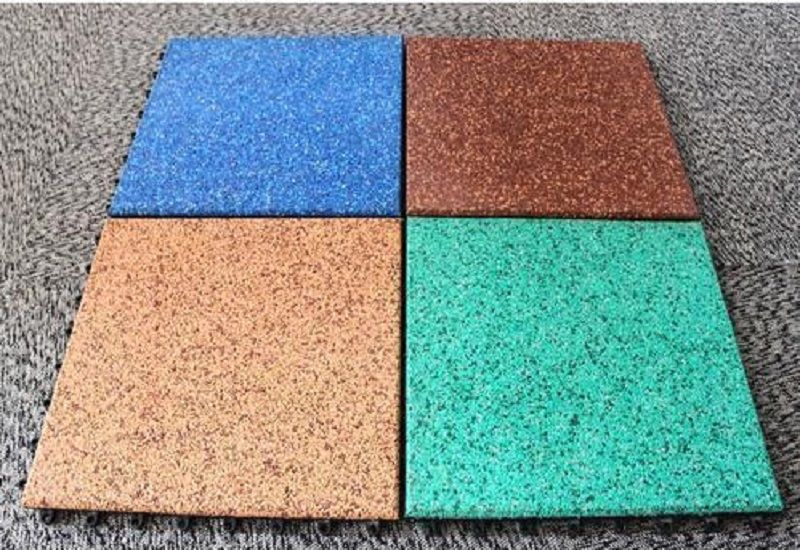 We are manufacture, supplier, dealer of Play area flooring, Gym