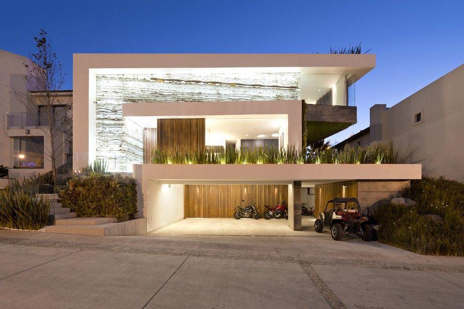 Planos de casa grande con piscina exclusivo dise o de for Casa moderna 9 mirote y blancana