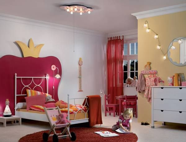 unique kids bedroom lighting ideas - Kids Bedroom Lighting Ideas