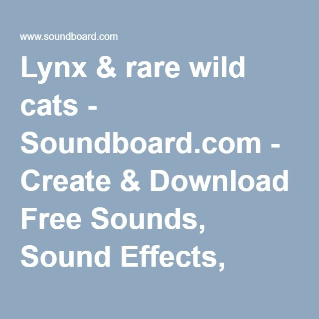 Free soundboards downloads