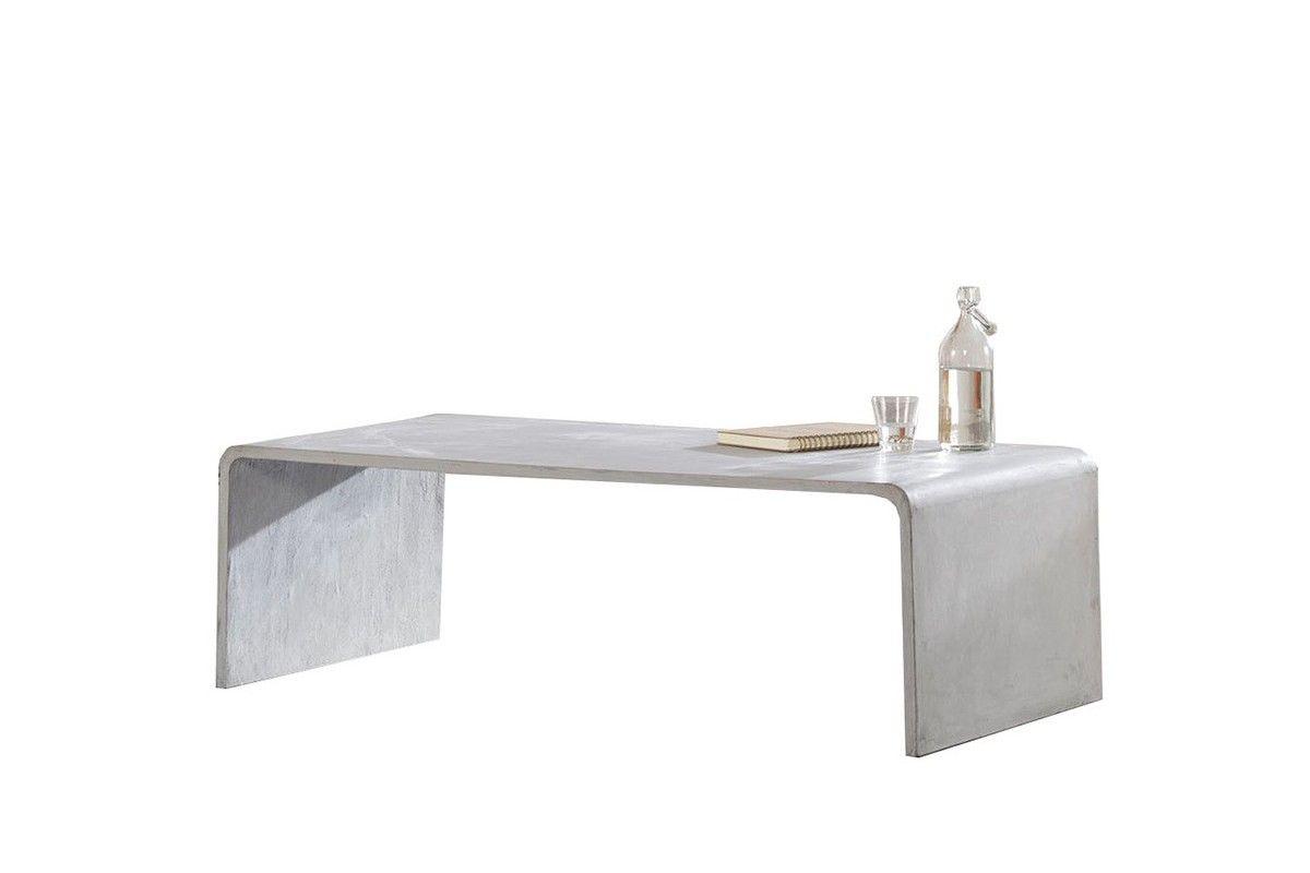 Salontafel Van Beton : Salontafel betonnen tafels arco modern tafels