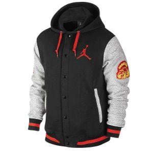 premium selection 50a32 1f969 Jordan Spizike Varsity Hoodie - Mens