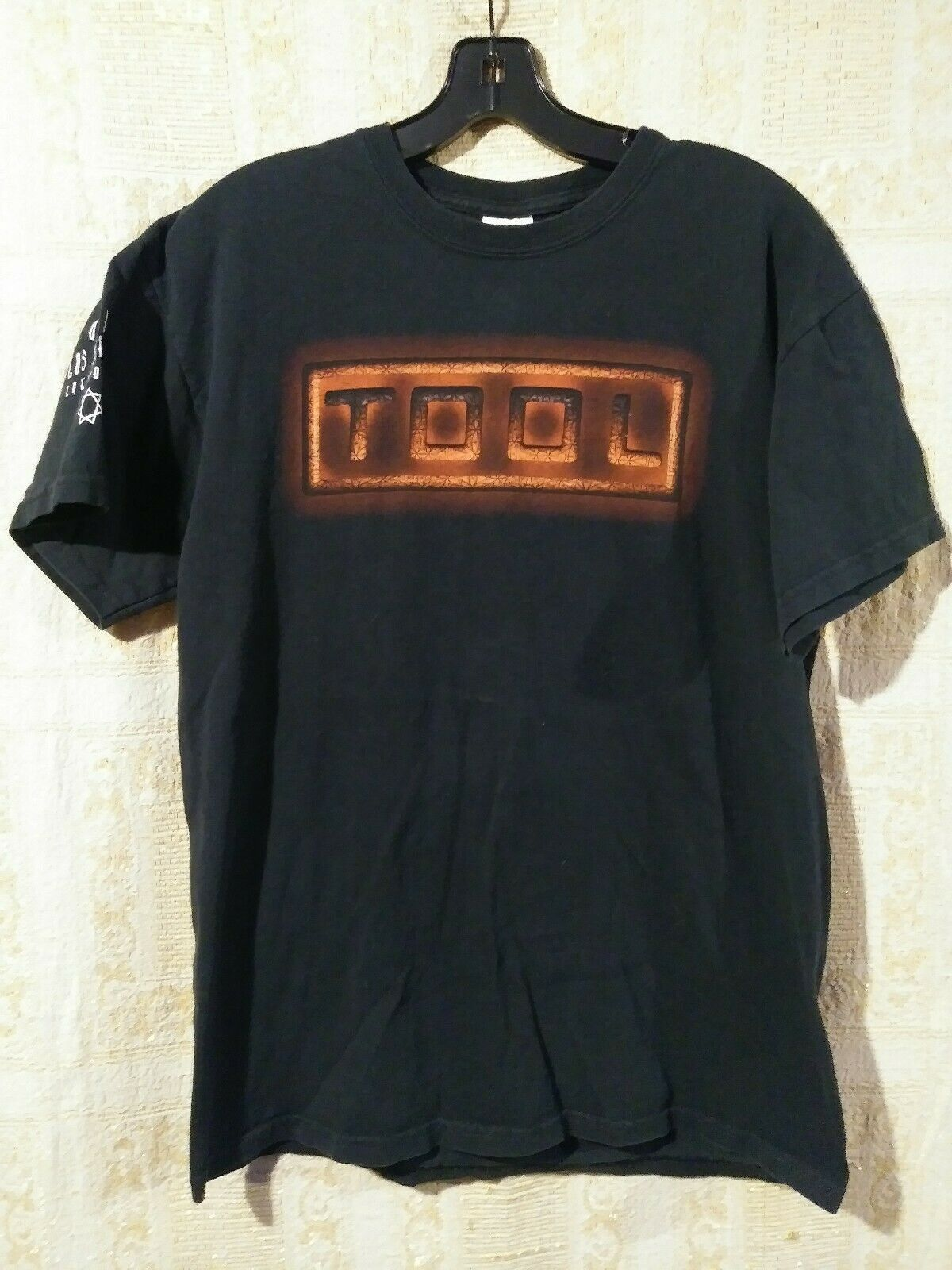 vtg TOOL Los Angeles California Concert TOUR T-shirt M Rare 2 side Distressed by ClothHoss on Etsy..#clothhoss #etsy #vintageshop #oldstuff #best #rare #awesome #rock #metal #black #music #alternative #goth #emo #punk #grunge #t-shirt #clothing #clothes #maynard #losangeles #california #concert #tour #oroboros #snake #vintageclothing   #bestoftheday #countryconcertoutfit