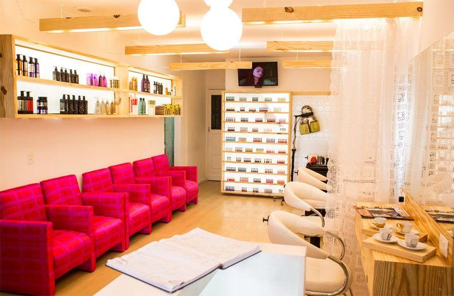 db3e7ea58 Salão de beleza ganha transformação surpreendente - Decora - GNT