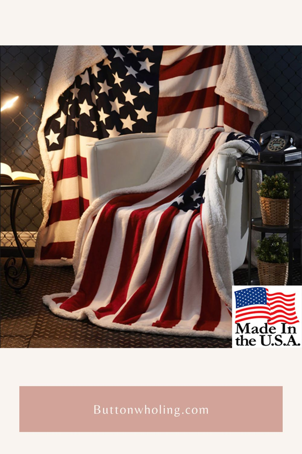 Dual Sided Thick Super Soft Usa Flag Blanket In 2020 American Flag Blanket Blanket Print Blanket