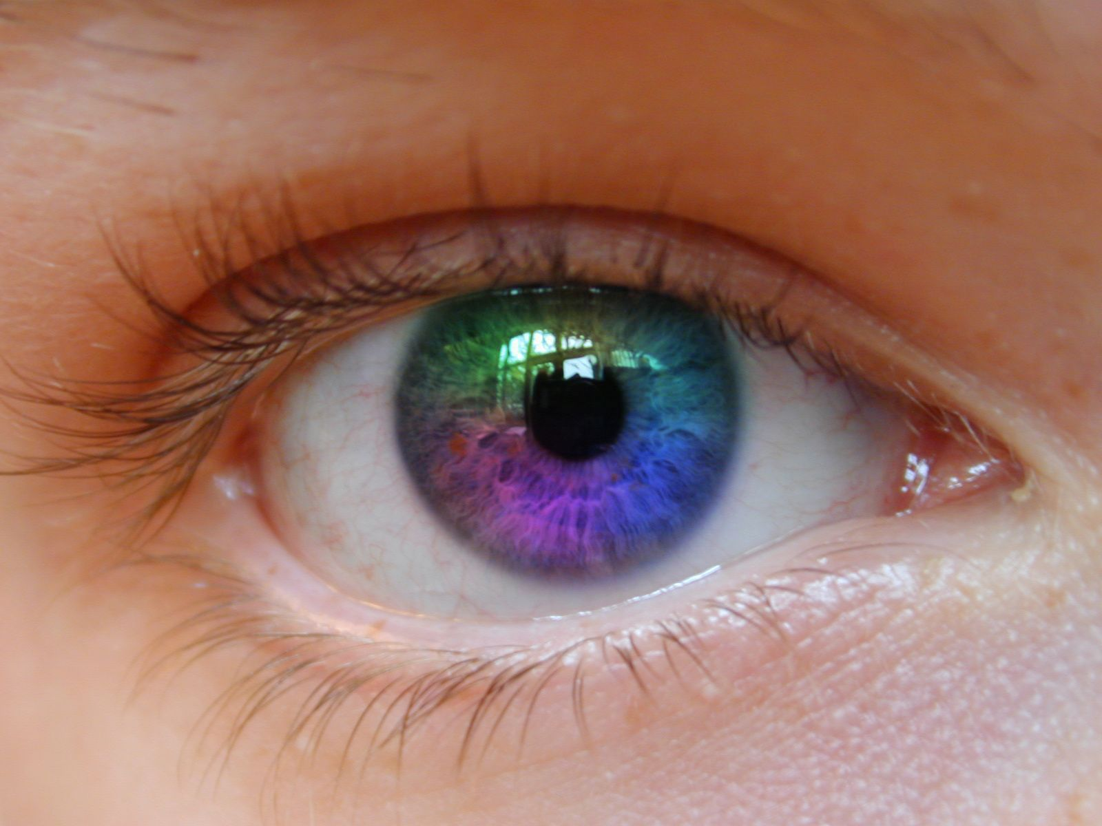 Colour therapy for eyesight - Eye Colors