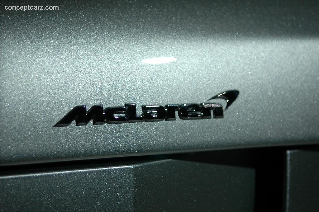 2005 Mercedes-Benz SLR Mclaren Image