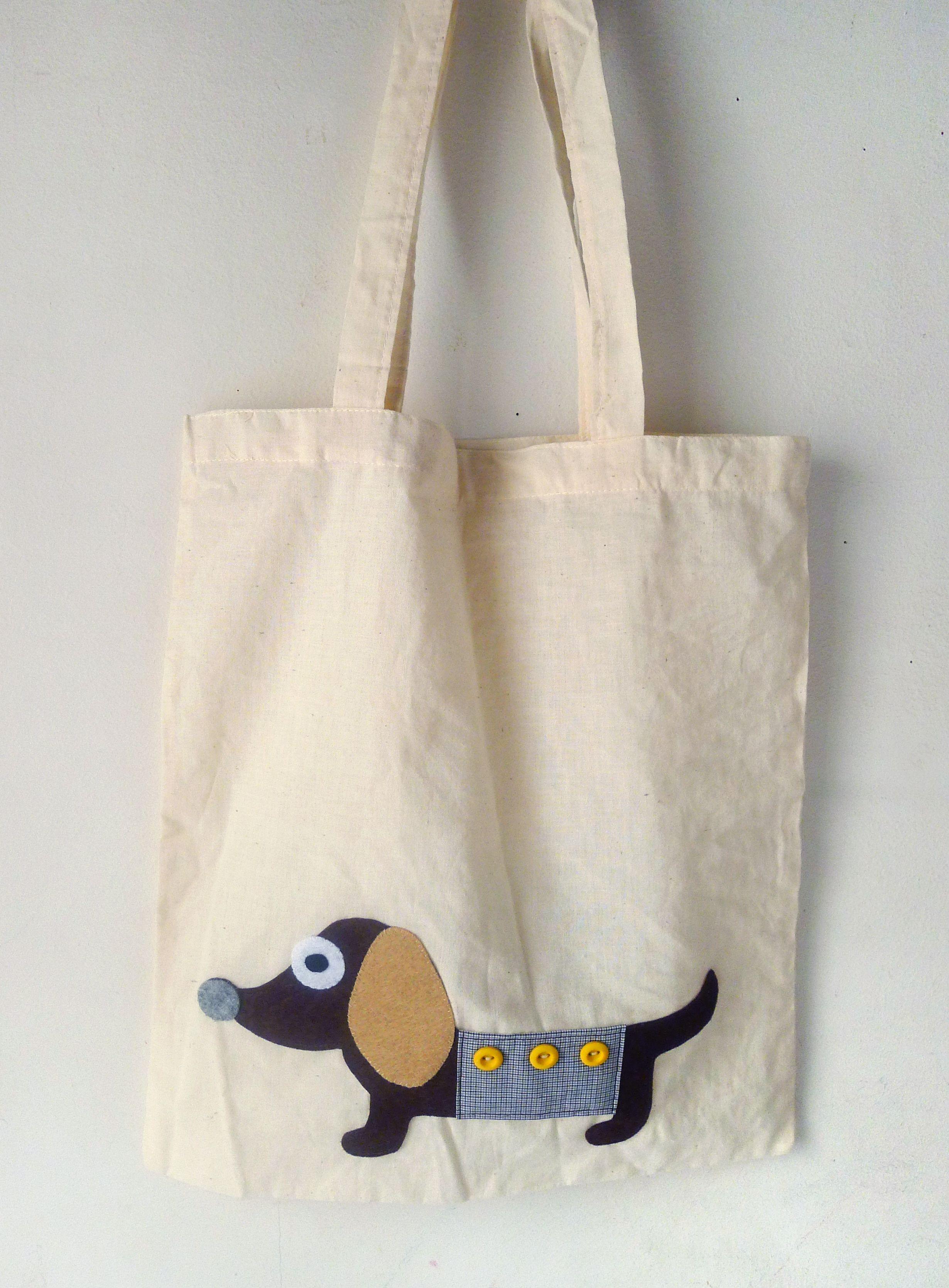 Tote bag. https://www.facebook.com/Mister-Deer-230447580462717/