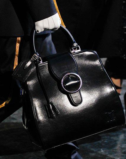 Louis Vuitton, Fall 2012 black bag